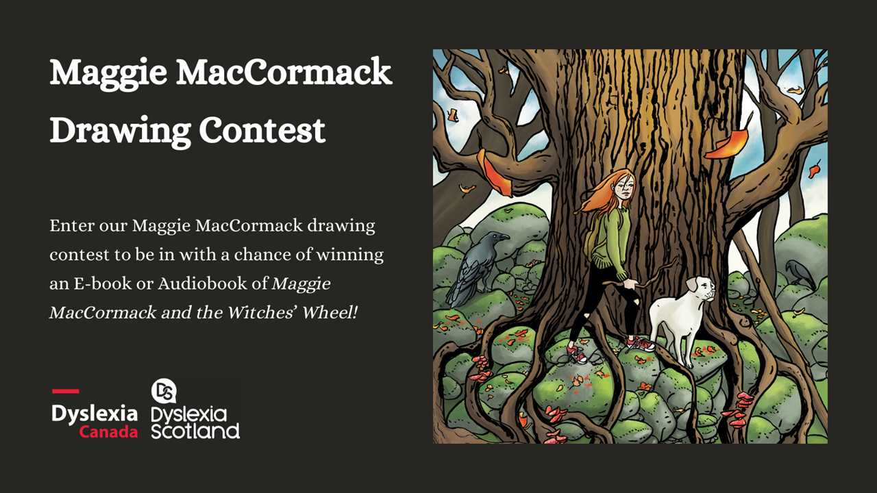 Maggie MacCormack Drawing Contest